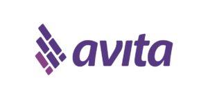 AVITA logo+liikennemerkki